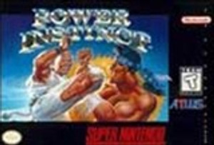 Power Instinct - SNES Game