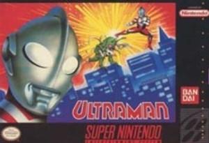 Ultraman - SNES Game