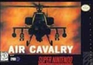 Air Cavalry - SNES Game