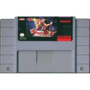 Fatal Fury 2 - SNES Game