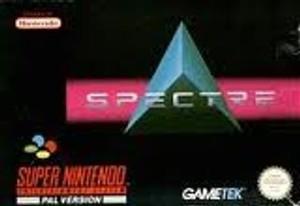Spectre - SNES Game