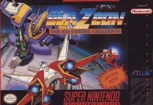 Blazeon - SNES Game