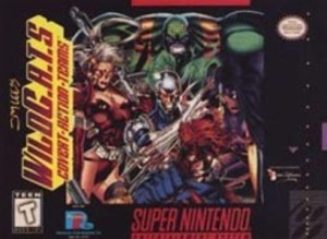 Jim Lee's Wild Cats - SNES Game