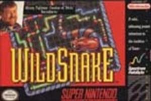 Wild Snake - SNES Game
