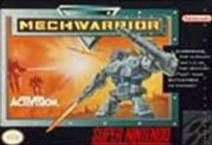 Mechwarrior - SNES Game