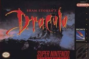 Bram Stoker's Dracula - SNES Game