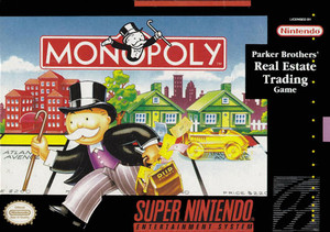 Monopoly - SNES Game