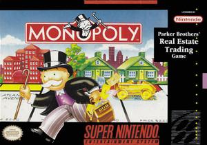 Monopoly - SNES Game