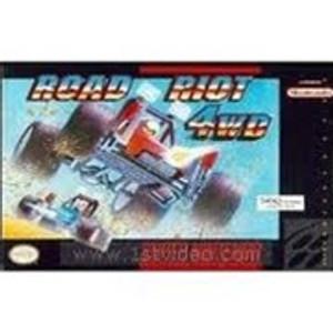 Road Riot - SNES Game