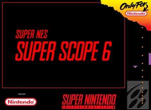 Super Scope 6 - SNES Game