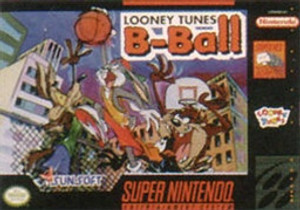 Looney Tunes B-Ball - SNES Game