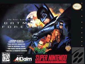 Batman Forever - SNES Game
