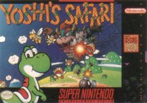 Yoshi's Safari - SNES Game