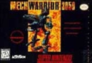 MechWarrior 3050 - SNES Game