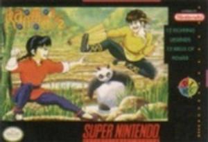 Ranma 1/2 Hard Battle - SNES Game