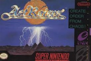 Act Raiser - SNES Game