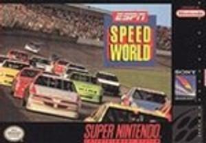 ESPN Speed World - SNES Game