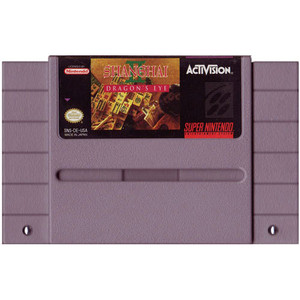Shanghai II - SNES Game