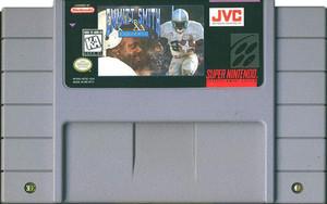 Emmitt Smith NFL Football - SNES Game