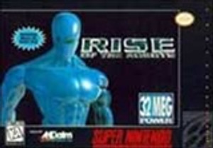 Rise of the Robots - SNES Game