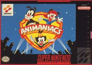 Animaniacs - SNES Game