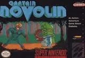 Captain Novolin - SNES Game