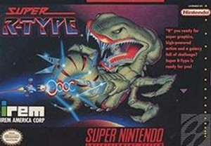 Super R-Type - SNES Game