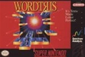 Wordtris - SNES Game