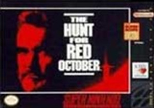 Hunt for Red October, The - SNES Game