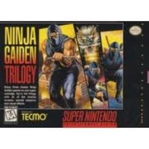 Ninja Gaiden Trilogy - SNES Game