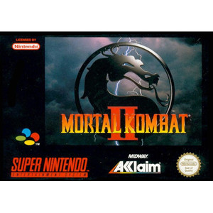Mortal Kombat II - SNES Game