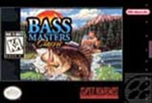 Bass Masters Classic - SNES Game
