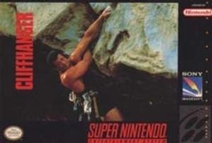 Cliffhanger - SNES Game
