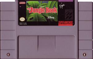 Jungle Book, Disney's The - SNES Game
