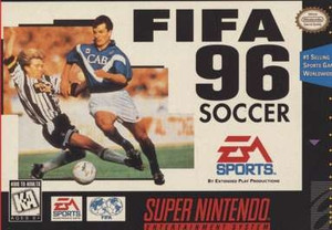 Fifa 96 Soccer - SNES Game