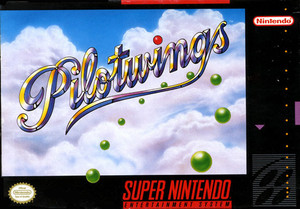 PilotWings - SNES Game