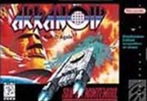 Arkanoid - Doh it Again! - SNES Game