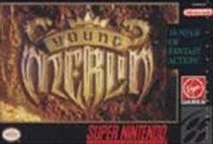 Young Merlin - SNES Game