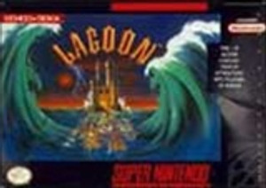 Lagoon - SNES Game