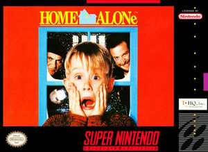 Home Alone SNES Game