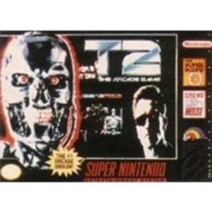 T2: The Arcade Game (Terminator) - SNES Game