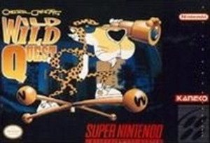 Chester Cheetah-Wild Wild Quest - SNES Game