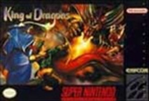 King of Dragons - SNES Game