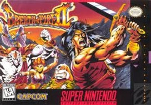 Breath of Fire II - SNES Game