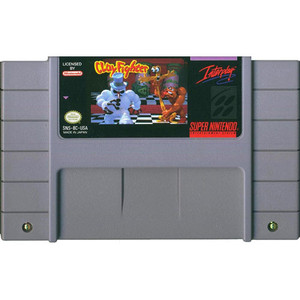ClayFighter - SNES Game