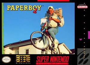 PaperBoy 2 - SNES Game