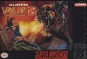 Super Valis IV - SNES Game