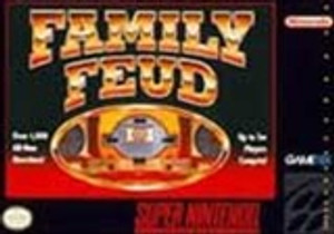 Family Feud - SNES Game