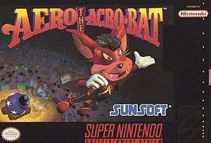 Aero The Acro-Bat - SNES Game