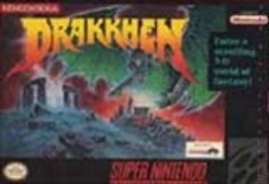 Drakkhen - SNES Game